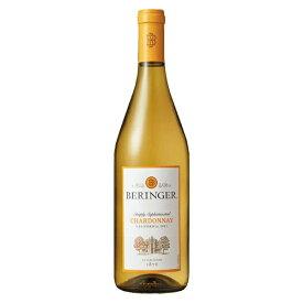 [白ワイン]ベリンジャー カリフォルニア シャルドネ アメリカ 白ワイン 750ml