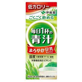 伊藤園 毎日1杯の青汁 200ml 紙パック (1ケース/24本)