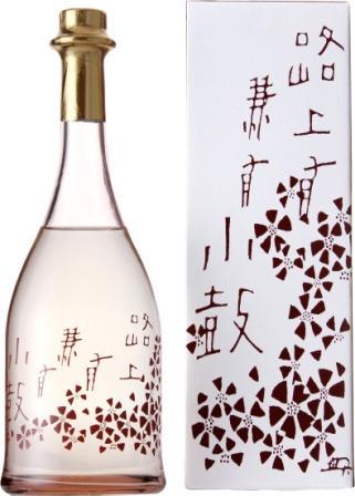 小鼓 純米大吟醸 路上有花「桃花」720ml 兵庫北錦 西山酒造場
