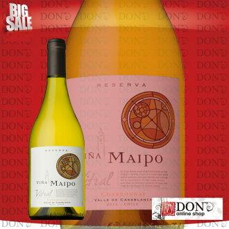 智利比尼亞安龍珍藏 Vitral 霞多麗白葡萄酒 750 毫升
