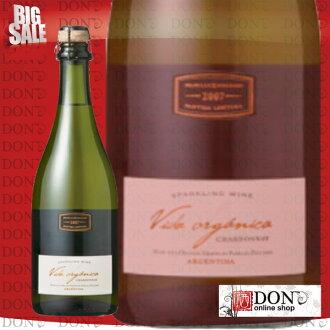 阿格裡柯拉 la Vida 我們閃閃發光的阿根廷白色葡萄酒 750 毫升
