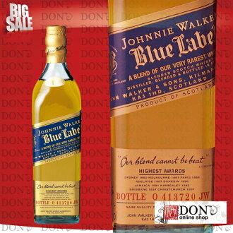 Johnnie Walker Blue label 11 750ml Scotland