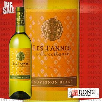 레・탄누오크시탄소비니욘・브랑 프랑스 750 ml