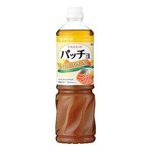 【送料無料】 ミツカン パッチョ レモン&ローストオニオン 1L×8本 業務用