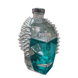 [送料無料][ムチャリガ侍]ムチャ リガ ブランコ デコレーションボトル マスクマンボトル テキーラ 40度 750ml【数量限定 トゲトゲ ズラ ボトル ギフト 贈り物 プロレス さむらい トゲさむらい EXIT りんたろー。】