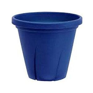 大和プラスチック 根はり鉢 5号 ネイビー 鉢、プランター