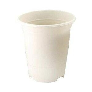 デコレロングポット 10号アップルウェアーホワイト |園芸用品・ガーデニング 鉢 プランター