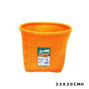 スーパーポテ2L(ヒモ付)|33X30cmH|園芸用品・ガーデニング用品