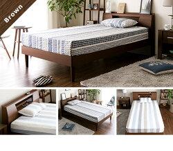 ベッドベッドフレームシングル脚付きベッド脚付き高さ調整高さ調節収納付きベッドすのこ木製宮付き宮棚ヘッドボードコンセント付きライト照明おしゃれ北欧ベットベットフレームシングルベッド