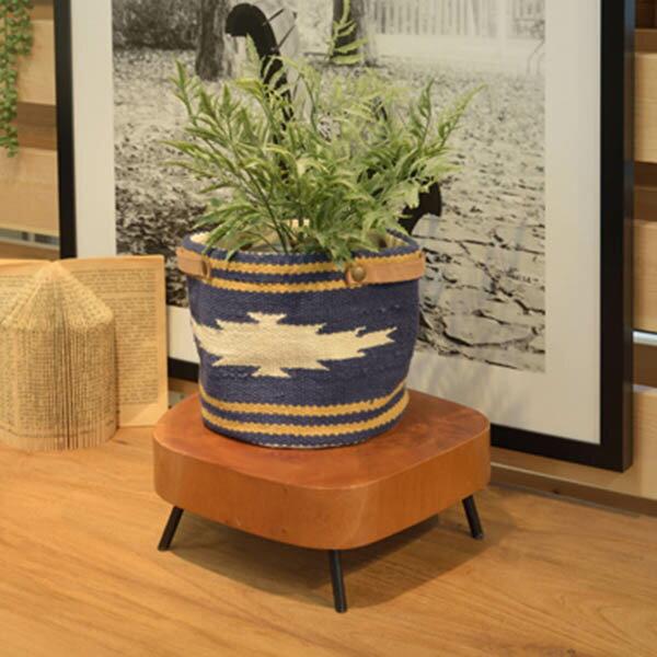 【送料無料】プランターベース 脚付き 木製 プランターベースをインテリアの一部に! 天然木 マホガニー 植物 観葉植物 ディスプレイ インテリア お洒落