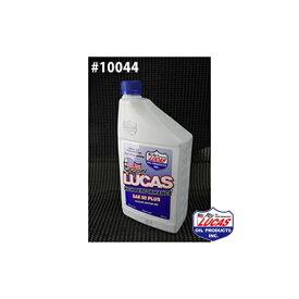 LUCAS OIL ルーカスオイル PLUS MOTOR OIL LUCAS SAE 50 1クォートx6本(6クォート) #10044
