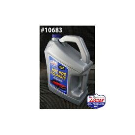LUCAS OIL ルーカスオイル HOT ROD & CLASSIC LUCAS SAE 10W-40 5クォートx3本(15クォート) #10683