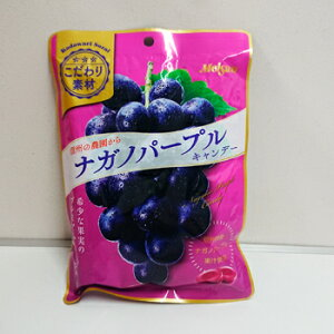 【送料無料】ナガノパープルキャンディー×48個(信州長野のお土産 お菓子 土産 おみやげ 葡萄 飴)