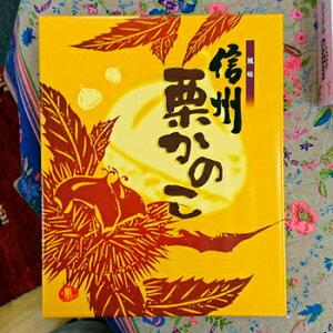 【送料無料】信州栗かのこ12個入×21個(信州長野のお土産 お菓子 洋菓子 栗菓子 くりパイ シュークリーム 土産 おみやげ)