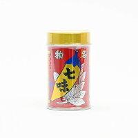 八幡屋礒五郎七味唐辛子缶入01