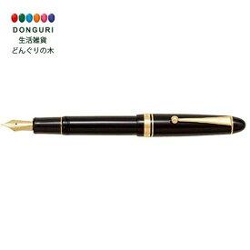 【150円クーポン】 PILOT パイロット 万年筆 カスタム742 ウェーバリー WA 黒軸 FKK2000RBWA