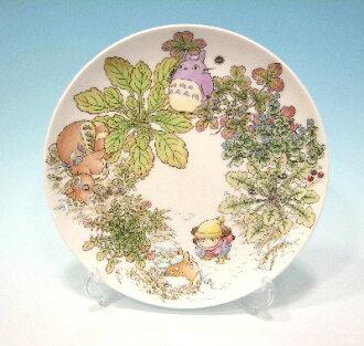 龙猫 23cm 盘子 OINUNOFUGURI (Noritake Special Collection)
