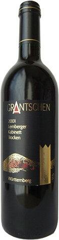 グランチェンヴィルデンベルク・レムベルガーカビネット・トロッケン[2001](グランチェン)GrantschenWildenbergLembergerKabinetttrocken[2001](Grantschen)【円高還元】【赤ワイン】