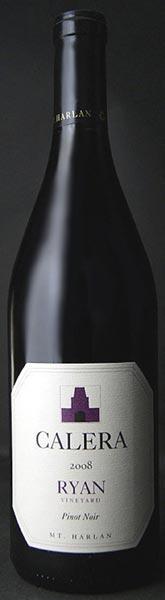 ピノ・ノワール・ライアン[2008](カレラ)PinotNoirRyan[2008](Calera)【赤ワイン】