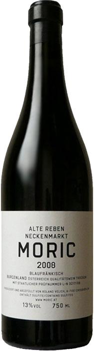 ネッケンマルクトアルテレーベン(モリック)NeckenmarktAlteReben(Moric)【オーストリア】【辛口】【赤ワイン】