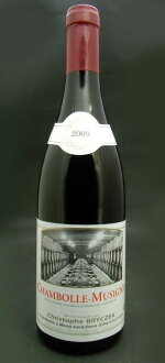 石灰质 (Christoph bulicek) Chambolle 瓶 (Christophe Bryczek)
