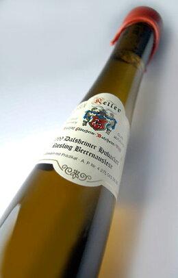 ダルスハイマー・フーバッカーリースリング・ベーレンアウスレーゼ[1999]375ml(ケラー)DalsheimerHubackerRieslingBeerenauslese[1999]375ml(Keller)【ドイツ】【白ワイン】【極甘口】【貴腐ワイン】