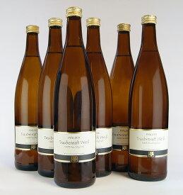 ファルツァー・トラウベンザフト 【白ブドウジュース】 [6本セット] (ヘレンベルク・ホーニッヒゼッケル) Pfalzer Traubensaft weiss [6本] (Herrenberg Honigsackel) 【ノンアルコール 100% ブドウジュース】 【ドイツ】