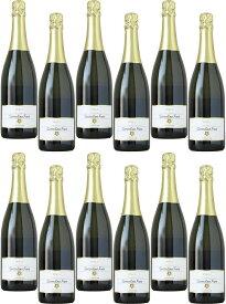 [12本セット] セッコリーノ・フリー [ノンアルコール スパークリングワイン] (ヘレンベルク・ホーニッヒゼッケル) [SECCOLINO Free] (Herrenberg Honigsackel) [ノンアルコール スパークリングワイン] ドイツ/ファルツ/白/750ml