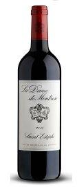【よりどり6本以上送料無料商品】 ラ・ダム・ド・モンローズ [2011] メドック格付第2級 AOCサンテステフ セカンドワイン La Dame de Montrose [2011] AOC Saint Estephe 【赤 ワイン】