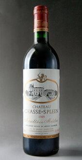 Chateau Shas spleen [1989] Chateau Chasse Spleen [1989]