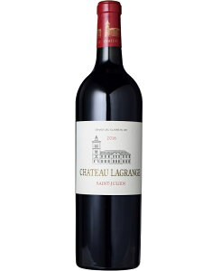 【よりどり6本以上送料無料商品】 シャトー・ラグランジュ [2016] メドック格付第3級・AOCサン・ジュリアン Chateau Lagrange [2016] AOC Saint Julien 【赤 ワイン フランス ボルドー オー・メドック サン