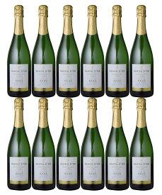 [12本セット] バロン ドール クレマン ド ボルドー ブリュット [NV] (カーヴ・ルイ・ヴァロン) BARON D'OR Blanc Cremant de Bordeaux Brut [NV] (Cave Louis Vallon) AOC Cremant de Bordeaux フランス/AOCクレマン・ド・ボルドー/白/750ml