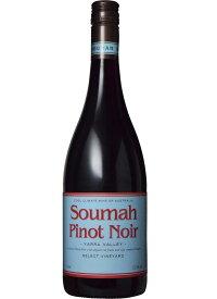 ピノ・ノワール・ディ・ソウマ (ソウマ)Pinot Noir d'Soumah (Soumah) オーストラリア/ヴィクトリア/ヤラ・ヴァレー/ヤラ・ヴァレーGI/赤/750ml