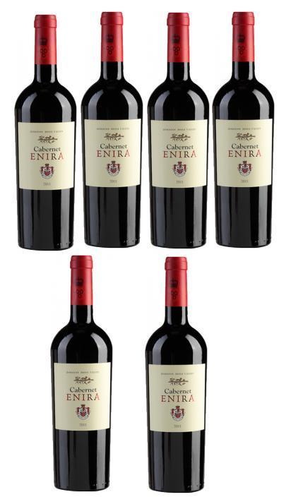 カベルネ・バイ・エニーラ (ベッサ ヴァレー ワイナリー) 【12本セット】 Cabernet Enira (Bessa valley winery) 【12bottle set】【うち飲み ワインセット】【赤ワイン】