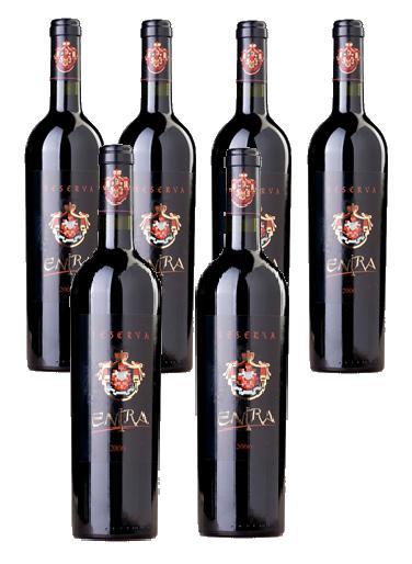 エニーラ・レゼルヴァ [2007] (ベッサ ヴァレー ワイナリー) 【6本セット】 Enira Reserva [2007] (Bessa valley winery) 【6bottle set】【うち飲み ワインセット】【赤ワイン】