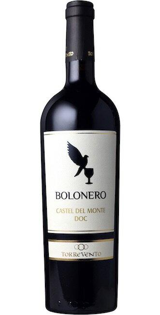ボーロネーロ カステル・デル・モンテ ロッソ [2015] (トッレヴェント)Bolonero Castel del Monte Rosso [2015] (Torrevento s.r.l.) 【赤 ワイン】【イタリア】