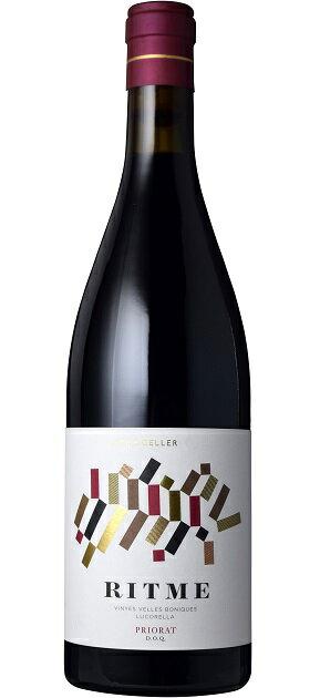 【6本〜送料無料】リトメ [2015] (アクスティック・セリェール)Ritme [2015] (Acustic Celler) 【赤 ワイン】【スペイン】