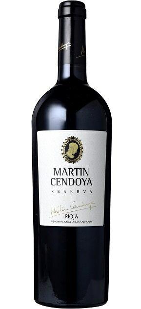 【6本〜送料無料】マルティン・センドージャ レセルバ [2011] (エグーレン・ウガルテ)Martin Cendoya Reserva [2011] (Eguren S.A.) 【赤 ワイン】【スペイン】
