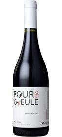 プール・マ・ギュール (クロ・デ・フ) Pour Ma Gueule (Clos des Fous) チリ / サウス / イタタ・ヴァレー / 赤 / フルボディ / 750ml