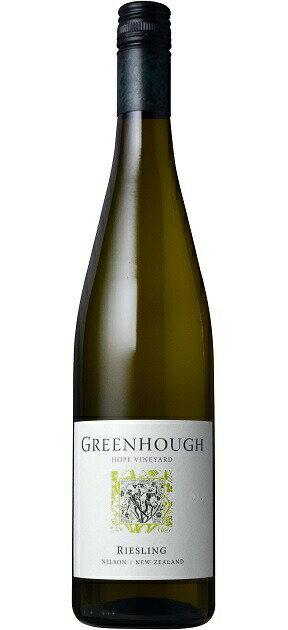 【よりどり6本以上送料無料商品】 ホープ・ヴィンヤード リースリング [2013] (グリーンホフ・ヴィンヤード) Hope Vineyard Riesling [2013] (Greenhough Vineyard) 【白ワイン】【ニュージーランド】
