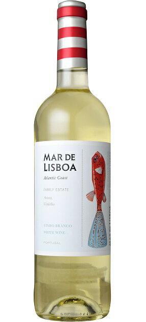 マール・デ・リスボア ブランコ [2016] (チョカパーリャ)Mar de Lisboa Branco [2016] (Quinta de Chocapalha) 【白 ワイン】