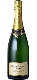【よりどり6本以上送料無料】 ハッティングレイ・ヴァレー クラシック・キュヴェ ブリュット [NV] (ハッティングレイ・ヴァレー) Hattingley Valley Classic Cuvee Brut [NV] (Hattingley Valley) 白 スパークリング ワイン イギリス