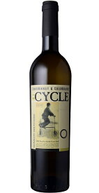 サイクル シャルドネ / コロンバール [2018] (ミンコフ・ブラザーズ) Cycle Chardonnay Colombard [2018] (Minkov Brothers) 【白 ワイン ブルガリア トラキアン・ヴァレー】