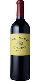 【よりどり6本以上送料無料商品】 ラ・プティット・マルキーズ・デュ・クロ・デュ・マルキ [2016] メドック格付第2級 AOCサン・ジュリアン セカンドラベル La Petite Marquise du Clos du Marquis [2016] AOC Saint Julien Second vin 【赤 ワイン】