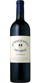 【よりどり6本以上送料無料商品】レ・シェーヌ・ド・マカン [2015] AOCサンテミリオン 第一特別級 セカンドラベル Les Chenes de Macquin [2015] AOC Saint Emilion Second vin 【赤ワイン フランス】