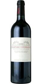 【よりどり6本以上送料無料商品】 シャトー・ド・フェラン [2014] AOCサン・テミリオン・グラン・クリュ Chateau de Ferrand [2014] AOC Saint Emilion Grand Cru 【赤 ワイン】【フランス】