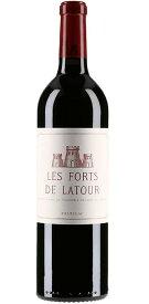 レ・フォール・ド・ラトゥール [2009] メドック格付第1級 / セカンド・ラベル Les Forts De Latour [2009] 【赤 ワイン】【フランス】【ボルドー】