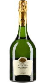 テタンジェ・コント・ド・シャンパーニュ ブラン・ド・ブラン [2007] (テタンジェ) Comtes de Champagne Blanc de Blancs [2007] (Taittinger) 【フランス シャンパーニュ】