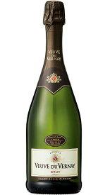 ヴーヴ・デュ・ヴェルネ ブリュット [NV] (クリテール・ブリュット・ド・ブリュット) Veuve du Vernay Brut [NV] (Kriter Brut de Brut) 【白 スパークリングワイン】【フランス】