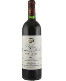 シャトー・ソシアンド・マレ [2000] Chateau Sociando Mallet [2000] 【赤 ワイン】